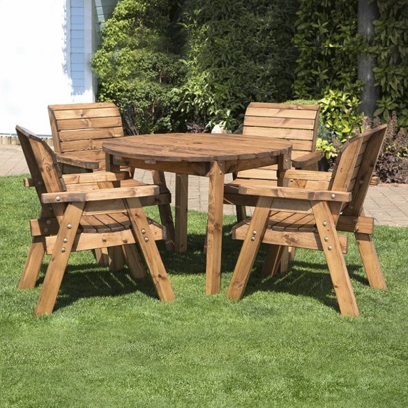 Charles Taylor 4-Seater Outdoor Dining Set