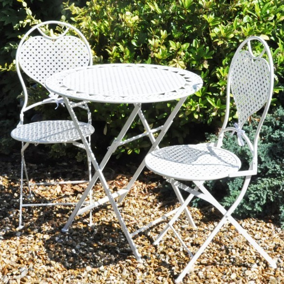 Windemere Metal Bistro Set