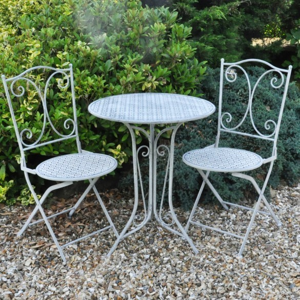 Ashford Metal Bistro Set