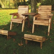 Charles Taylor Deluxe Lounger Set