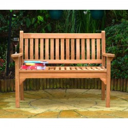 Westminster Teak Bench