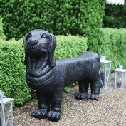 Dachshund Dog Bench