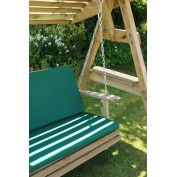 Windsor Swing Seat 3 Seater And Seat Pad Package