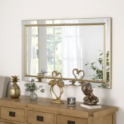 Charlbury Contemporary Mirror