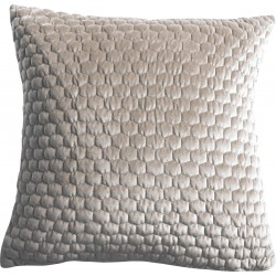 Honeycomb Cushion Taupe