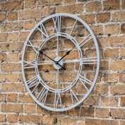 Vistini Outdoor Clock