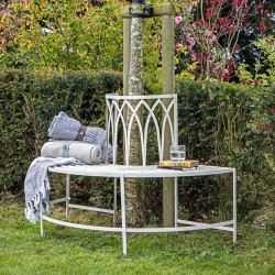 Alberoni Outdoor Tree Bench Seat