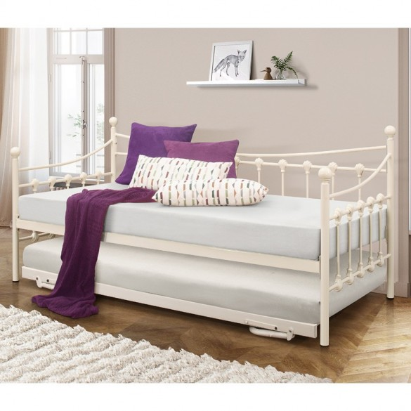 Chantelle Daybed With Mattress Trundle