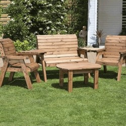 Charles Taylor 4-Seater Outdoor Lounge Set