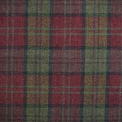 Chatsworth Wingback Chair - Tartan