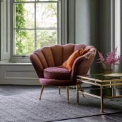 Rivello Armchair - Rose