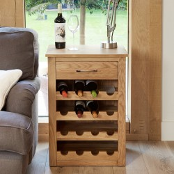 Mobel wine rack table