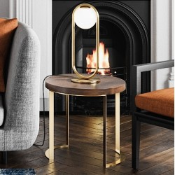 Lunato Side Table