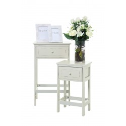 Pair of Châtel Side Tables