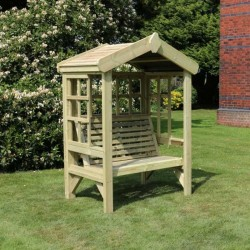 Cottage Arbour- Trellis