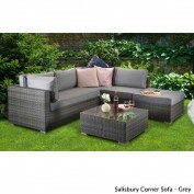 Salisbury Corner Sofa with Coffee Table