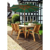Six Seater Table Set