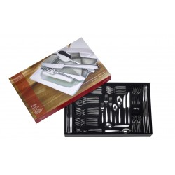VISION 76 PIECE 8 PERSON CUTLERY SET
