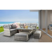 Palm Beach CORNER DINING SOFA