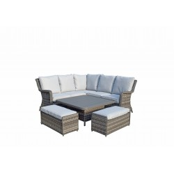 MIA SMALL CORNER DINING SOFA