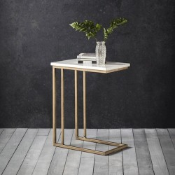 Cleo Supper Table - Marble