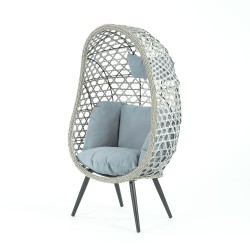 Naples Standing Rattan Chair