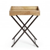 Wooden Tray Table