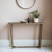 Emperor Console Table - Marbl