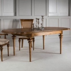 Dorchester Dining Oval Extending Dining Table
