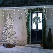 Snowing Icicle Lights-360 LED