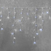 Snowing Icicle Lights - 480 LED