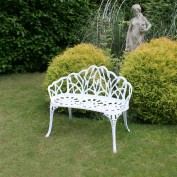 Charles Bentley  2 Seater Garden Patio Bench