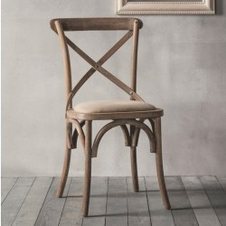 Café Chair Natural (2pk