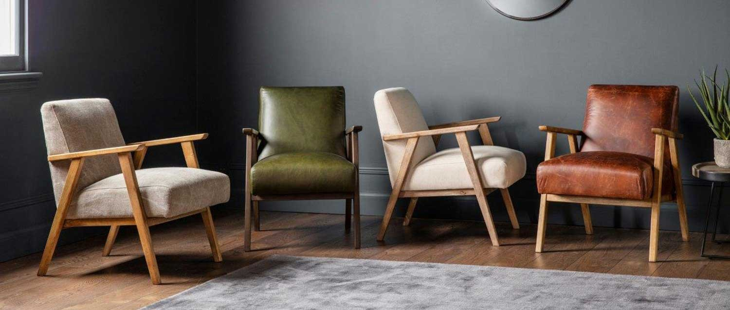 Contemporary Chair Collection